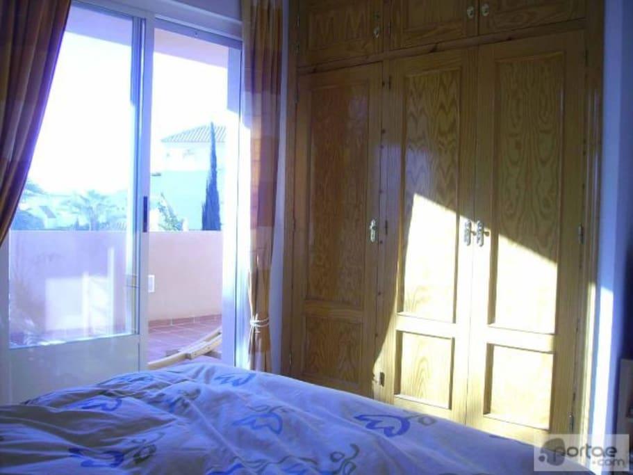 Apartamento urbanizaci n naturista apartamentos en for Apartamentos en vera almeria