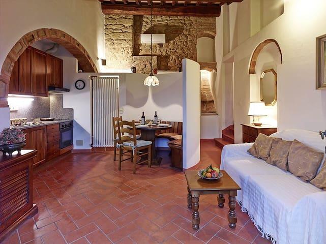 Winery Cortilla - La Cisterna - Volterra - Appartement