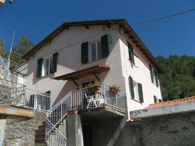 Appartamento in paesino tranquillo - Tassorello-Lumarzo - Leilighet
