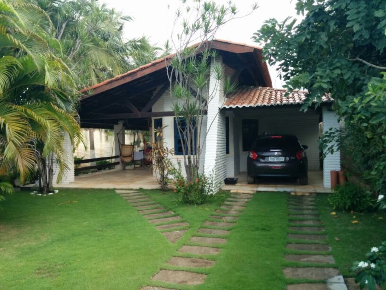 beautiful house  paracuru close sea