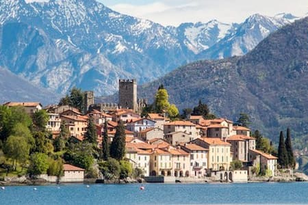 Amazing on Castle Square, Lake View - Santa Maria Rezzonico