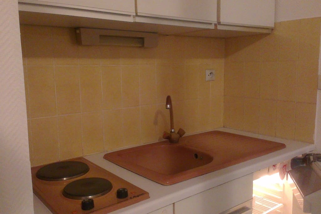 Appart 28m2 quip meubl wifi apartments for rent in for Stage cuisine lorraine