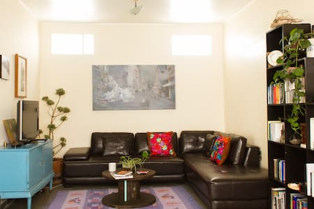 Great room, beautiful home, fanstastic location - Mexico City