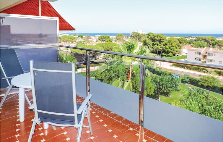 Holiday apartment with 3 bedrooms on 50 m² in Cambrils