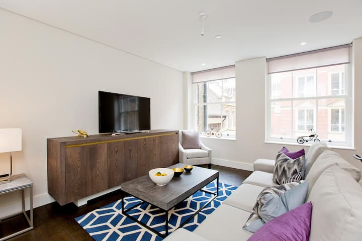 Bright and Luxury 1 Bed in Holborn