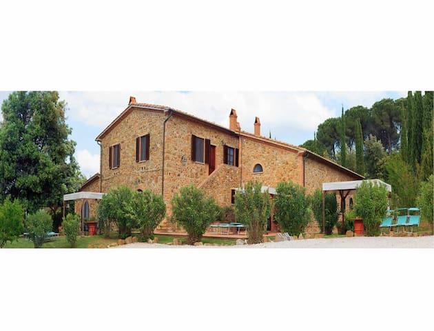 Country House Poggio Cornetto - Bilocale 60 mq - Bibbona - Apartment