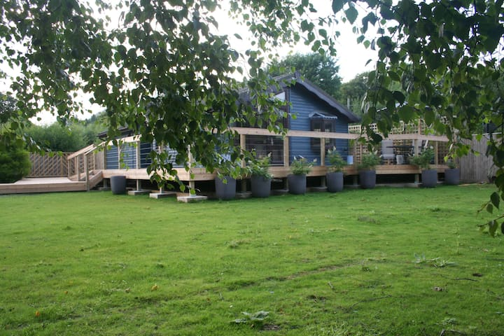 Trewella Lodge - East Sussex - Cabaña