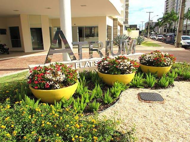 Atrium Flat Caldas Novas- Goiás - Caldas Novas - Rumah