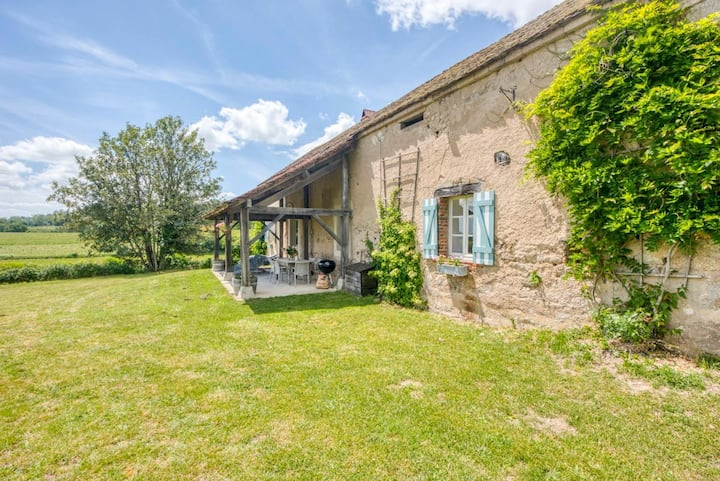 Le Grenou at Bourgogne-Franche-Comté