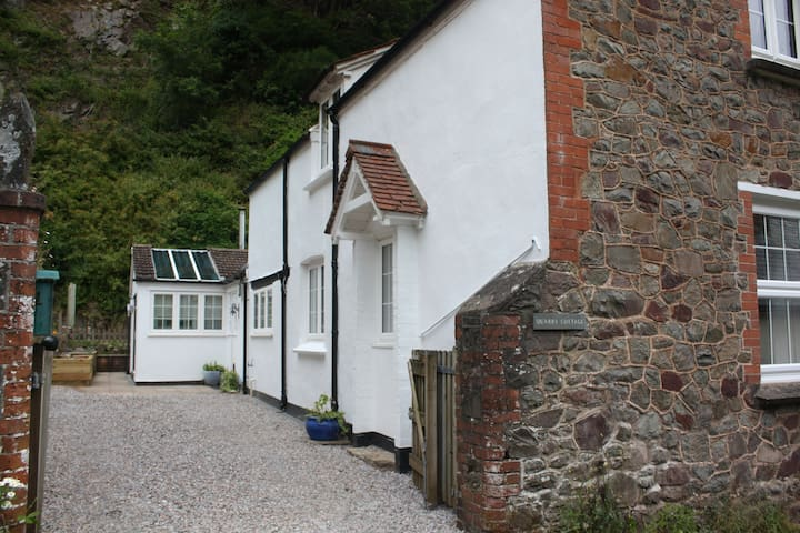 Quarry Cottage Porlock - Porlock - Huis