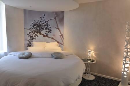 Les chambres de l'ady - Salles-la-Source - Bed & Breakfast