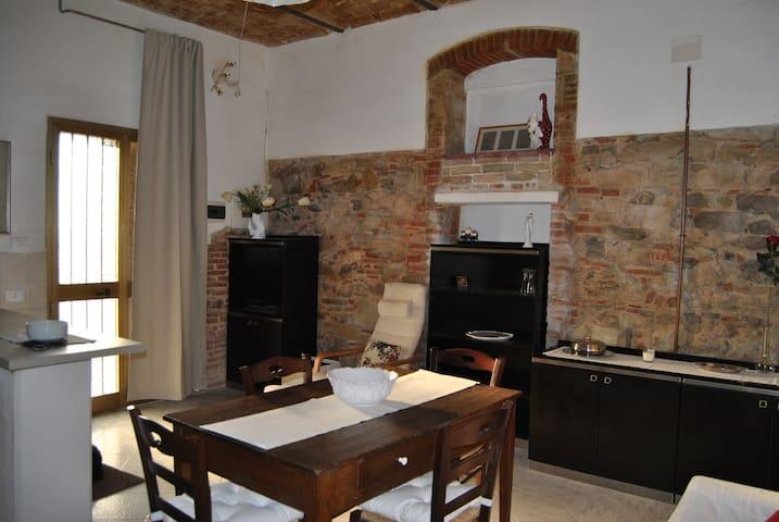 Ampio bilocale  - Zona centro/porto - San Vincenzo - Apartament
