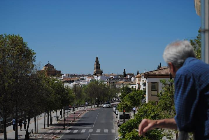 El rincón del Río.  Junto a la Mezquita. - Cordova - Lejlighed