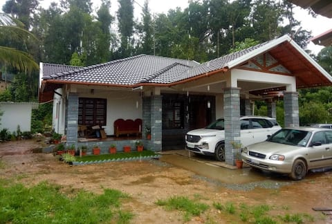 Bliss House - Family Homestay in Chikmagalur
