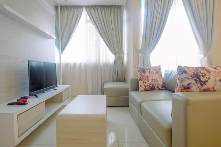 Brand New and Cozy 2BR Kuningan Place Apartment