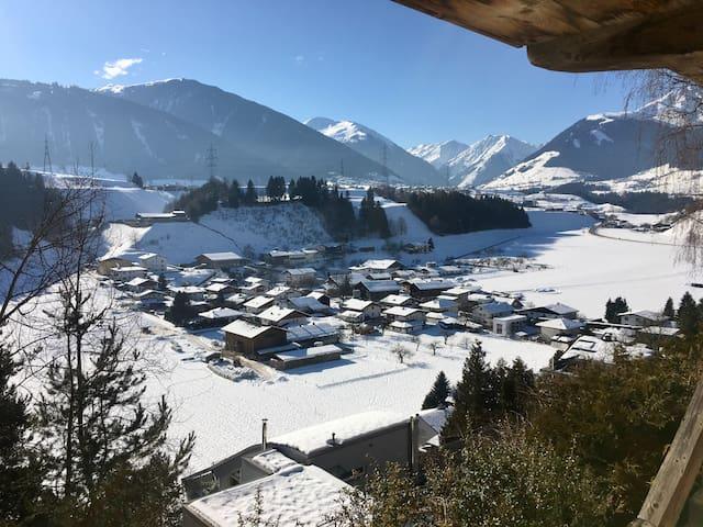 Skiurlaub nahe Axamer Lizum und Innsbruck!