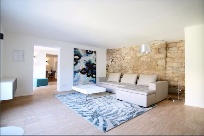 Modern Apartment W/1BDR  1 parking in the Old Town