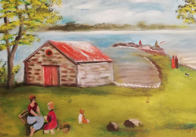 Lake Isles View