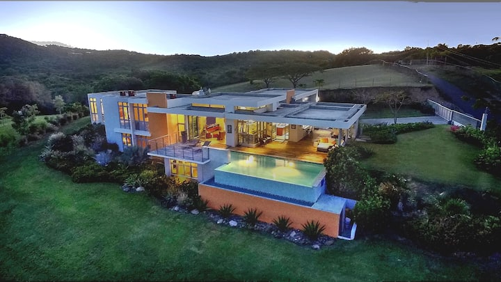 Brand New Luxury Villa on Vieques Island