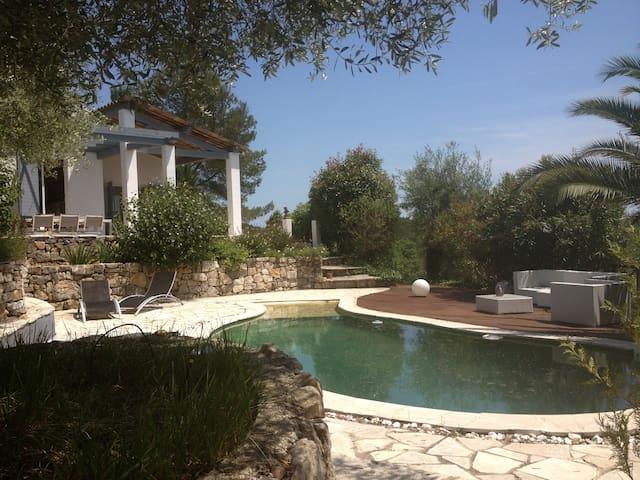 Villa piscine near Valbonne - Opio