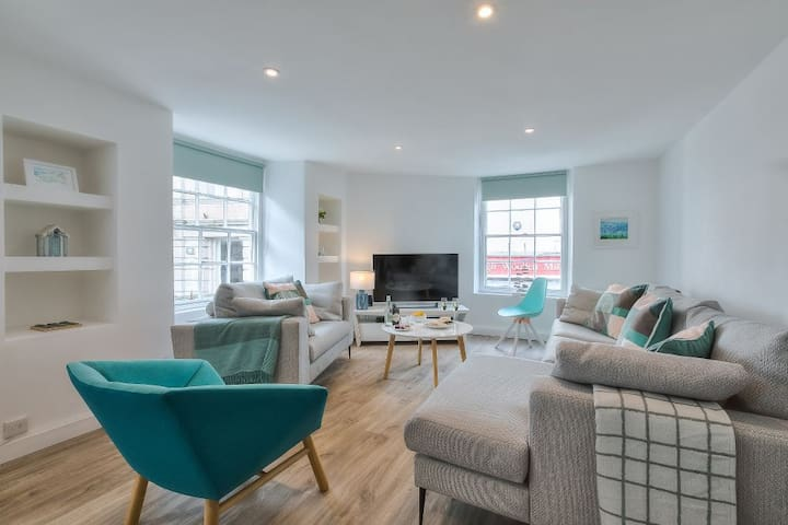 Shell Seekers - Central St Ives - Sleeps 6