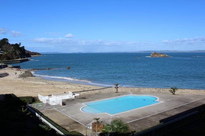 Appartement avec terrasse et vue mer