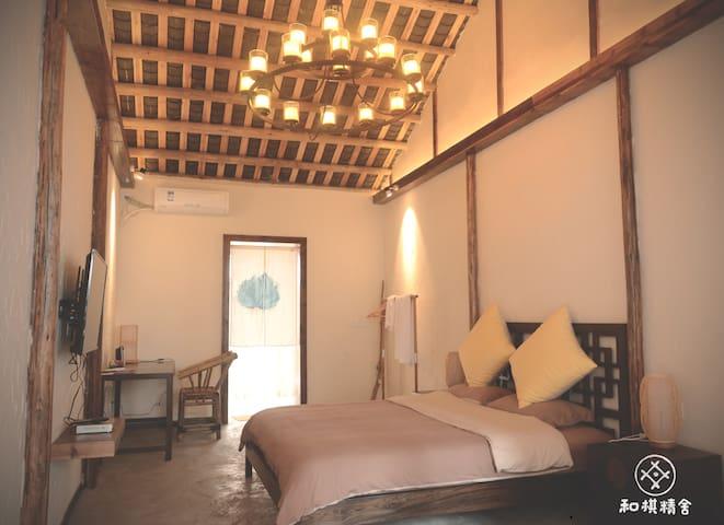 和棋精舍《巡河車》阳光大浴室套间 - 南昌 - House