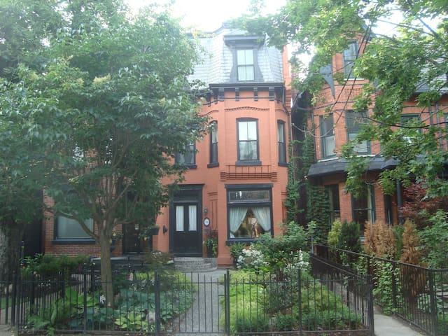 NEWLY RENOVATED - CHARMING DOWNTOWN HERITAGE HOME!