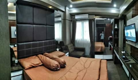 Apartment The Suite Bandung