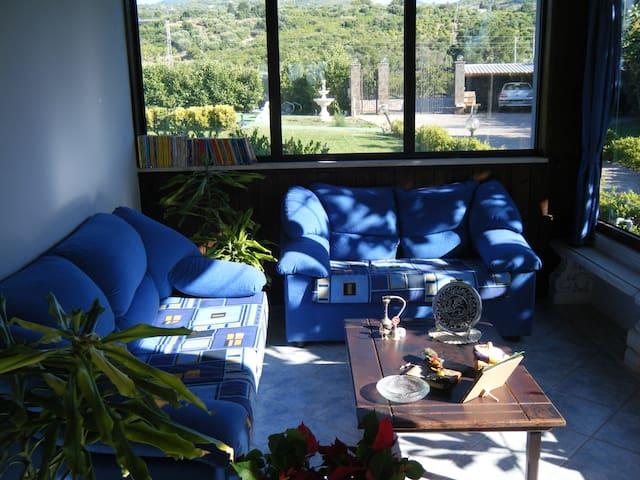 camere in villa patronale(ONLYADULT - Campofelice di Roccella - Villa