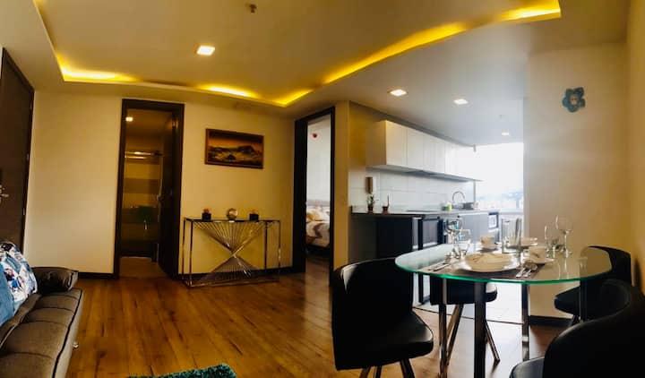 Moderna y acogedora Suite, excelente ubicación