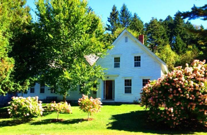 Classic Coastal Farmhouse