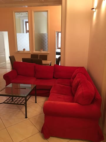 Double room for rent in the heart of Budapest R5 - Budapest - Apartment