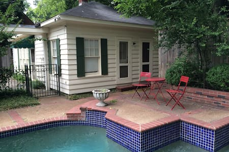 Charming Midtown Guest Cottage   - Memphis - Lägenhet