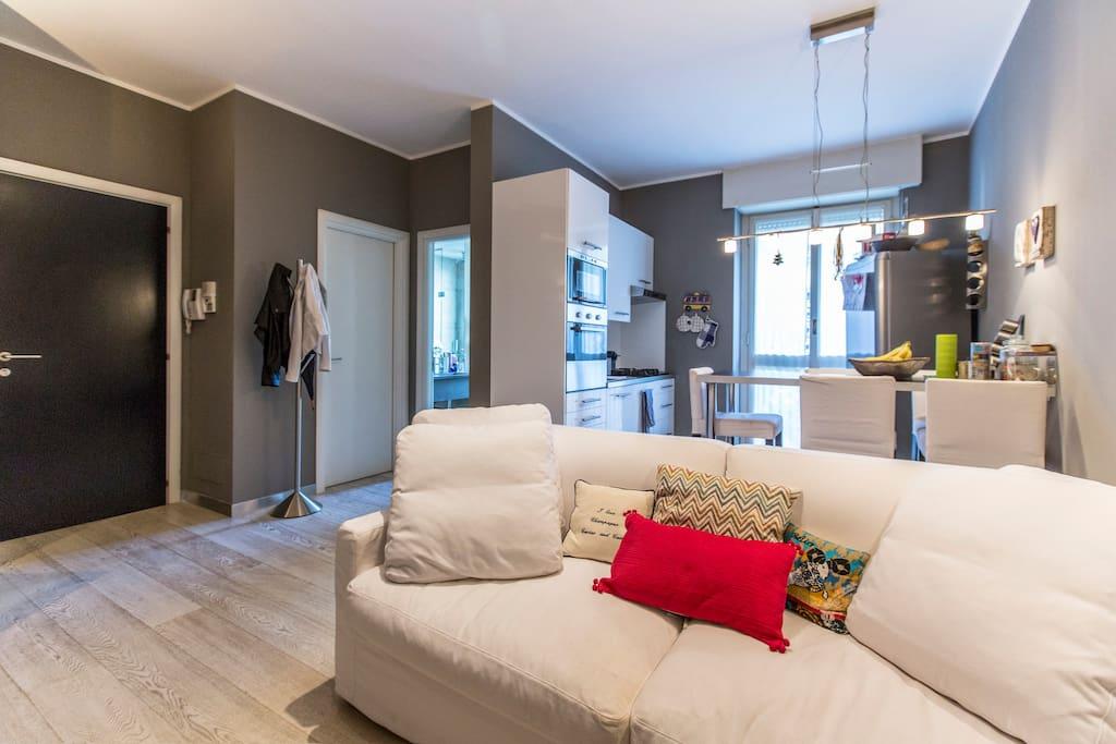 Grazioso appartamento zona tortona appartamenti in for Tortona milano