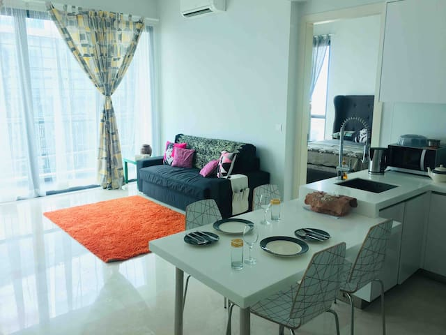 Conveniently Located Bangsar Abode of Peace