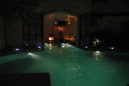 Villa REBECCA (Proche Milly-la-Forêt) 45 km PARIS - Moigny-sur-École - Villa