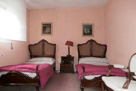 Habitación doble en el Sardinero