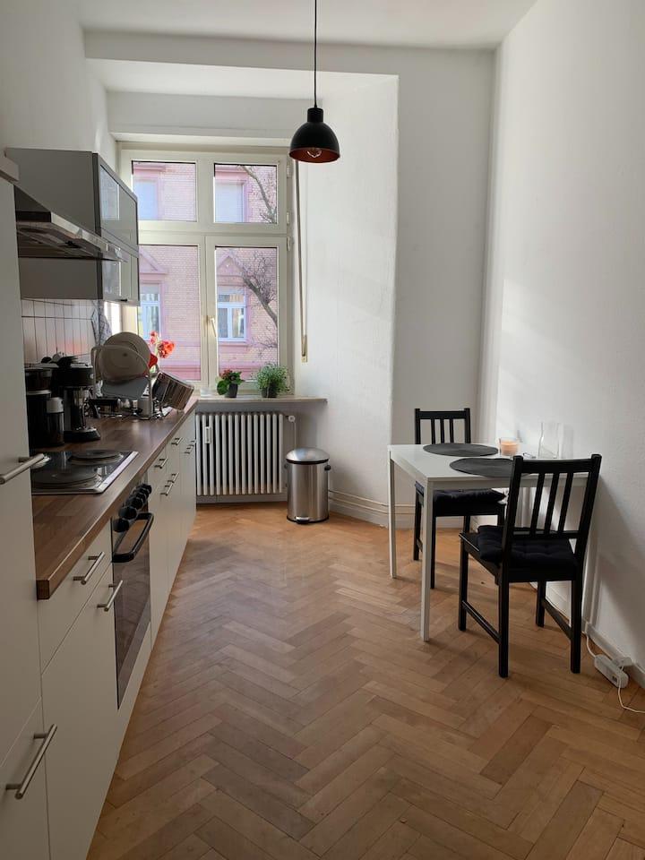 Schöne 1 Zimmer Wohnung in der Neckarstadt Ost