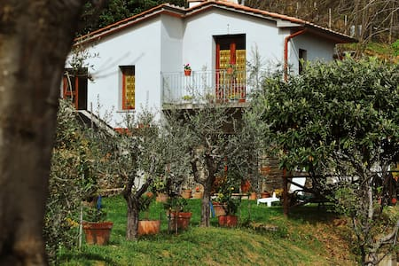 Country home near Florence, Pisa - Fagno - Haus