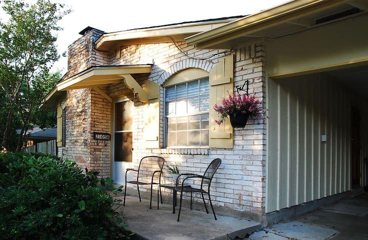 Austin Duplex near Zilker Park