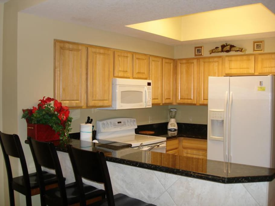 Granite Countertop and