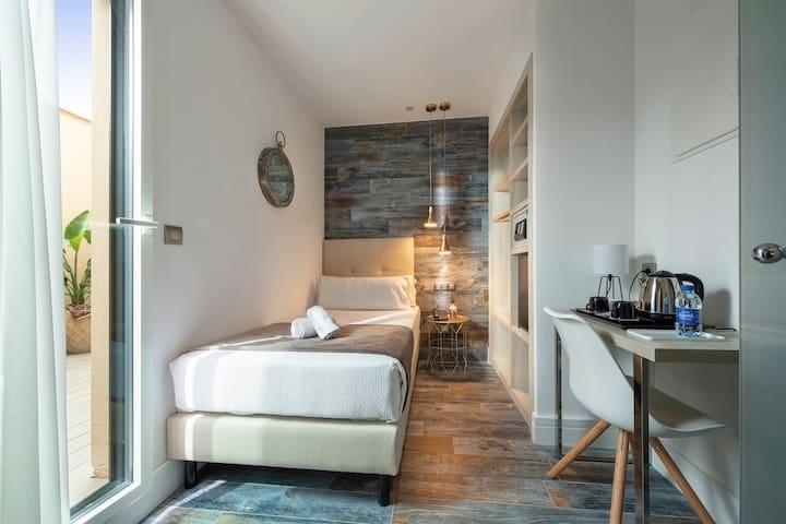 Oasis charming room