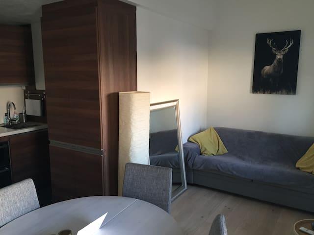 Duplex refait à neuf, splendide vue - Manigod - Condominium