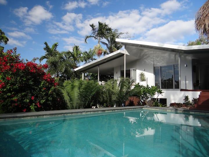 Rainforest, Reef, Privacy, Luxury