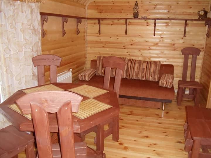 "The guest house ""At Svetlana"""