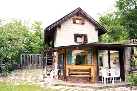 Intera casa  Mezzomonte di Folgaria - Trentino