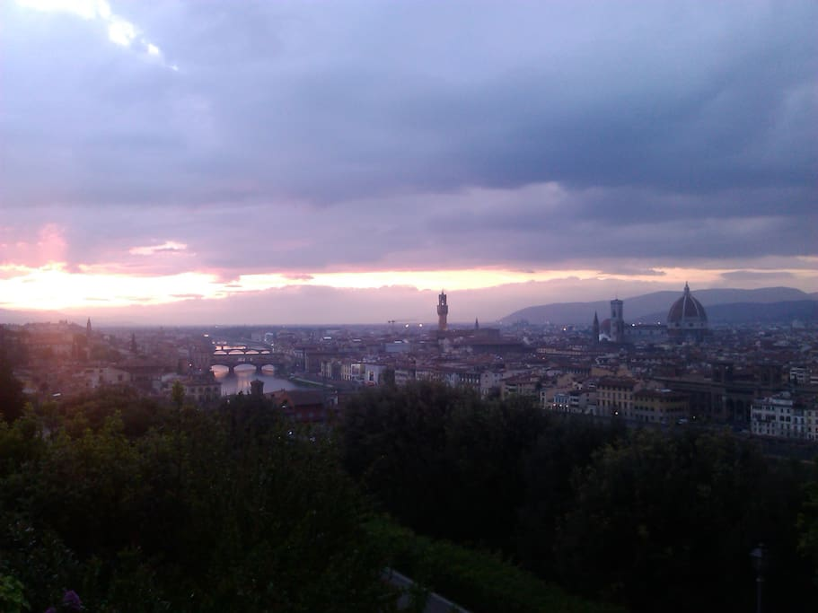 An unforgettable holiday in an unforgettable city - the ideal apartment for your Florence holidays
