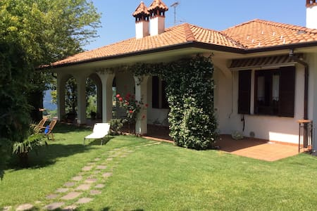Como Lake...House with Garden - Mandello del Lario - 別荘