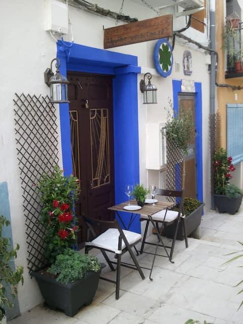 Casa en el casco antiguo(El barrio)
